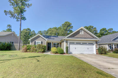 Sneads Ferry Single Family Home For Sale: 421 Ridgeway Drive