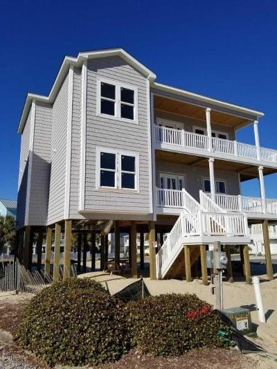 Ocean Isle Beach Single Family Home For Sale: 21 Sea Turtle Path