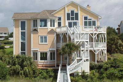 Emerald Isle Single Family Home For Sale: 10019 Sea Breeze Drive