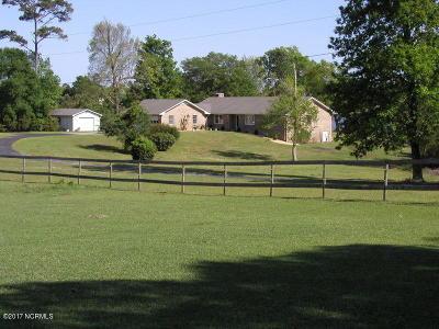 hubert Single Family Home For Sale: 121 Wgasa Drive