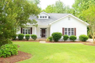 Morehead City Single Family Home For Sale: 205 Lazy Lane