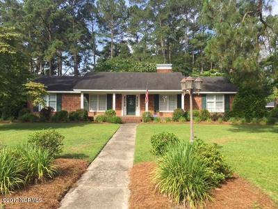 Farmville Single Family Home For Sale: 3228 N Waverly Street
