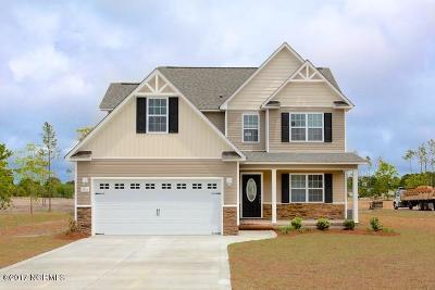 Jacksonville Single Family Home For Sale: 423 McCall #Lot 100