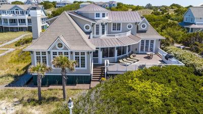 Bald Head Island Single Family Home For Sale: 6 Inverness Court
