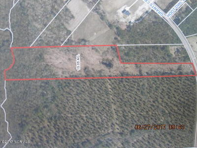 Jacksonville Residential Lots & Land For Sale: Grants Creek Road