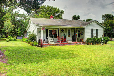 Newport Single Family Home For Sale: 261 Shore Road