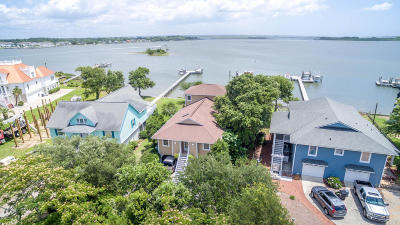 Sneads Ferry Single Family Home For Sale: 947 Chadwick Shores Drive