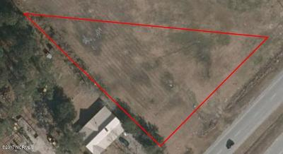 Jacksonville Residential Lots & Land For Sale: 3721 New Bern Highway