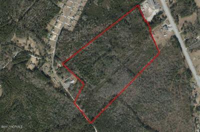 Jacksonville Residential Lots & Land For Sale: Richlands Highway