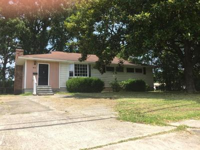 Jacksonville Single Family Home Active Contingent: 911 Barn Street
