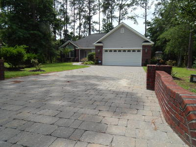 Carolina Shores Single Family Home Sold: 56 Carolina Shores Drive SW