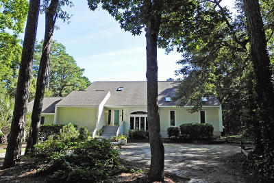 Morehead City Single Family Home For Sale: 908 East Drive