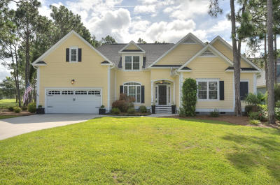 Southport Single Family Home For Sale: 3047 Irwin Drive SE