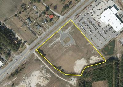 Jacksonville Residential Lots & Land For Sale: 3100 New Bern Highway
