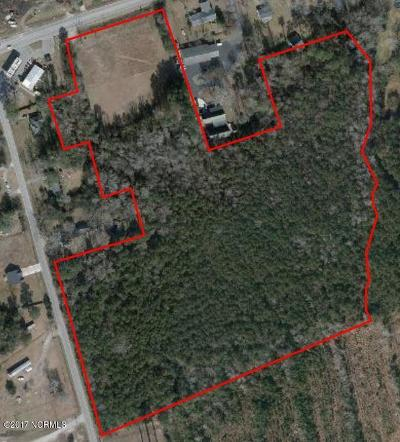 Jacksonville Residential Lots & Land For Sale: Burgaw Highway