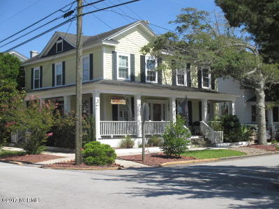 Morehead City Single Family Home For Sale: 913 Bridges Street