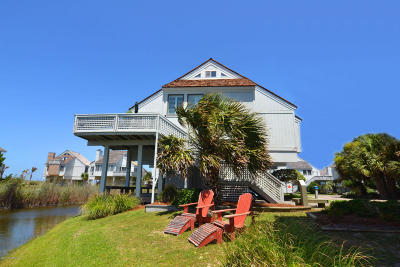 Bald Head Island Single Family Home For Sale: 305 South Bald Head Wynd N #14