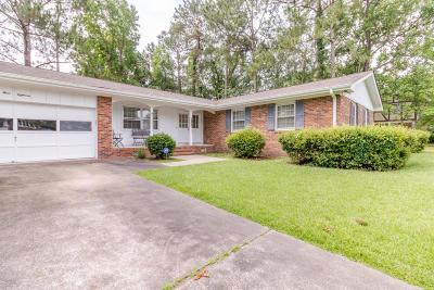 Jacksonville Single Family Home For Sale: 418 University Drive