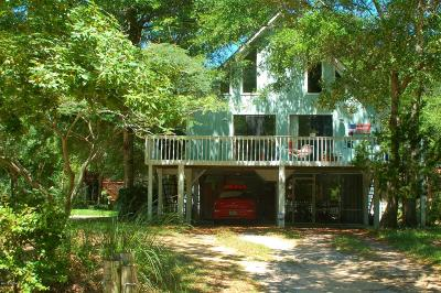 Oak Island Single Family Home For Sale: 117 SW 1st Street