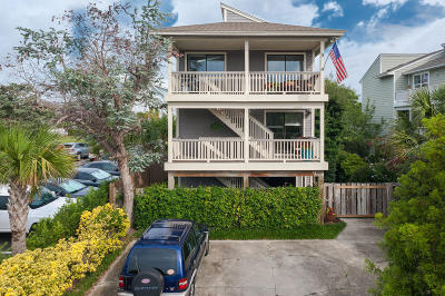 Wrightsville Beach Single Family Home For Sale: 9 Coral Drive