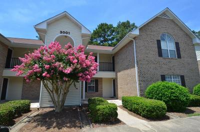 Greenville NC Condo/Townhouse For Sale: $75,000