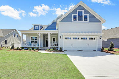 Onslow County Single Family Home For Sale: 327 Summerhouse Drive