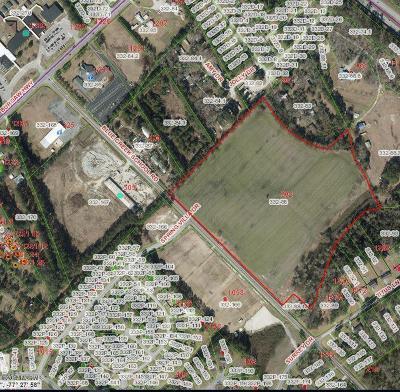Jacksonville Residential Lots & Land For Sale: Blue Creek School Road