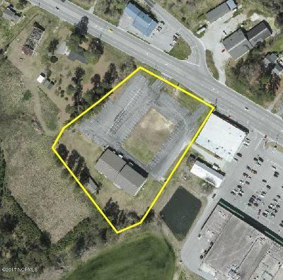 Richlands Residential Lots & Land For Sale: 111 Kinston Highway