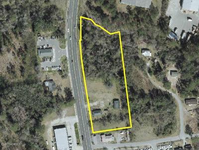 Jacksonville Residential Lots & Land For Sale: 823 Bell Fork Road
