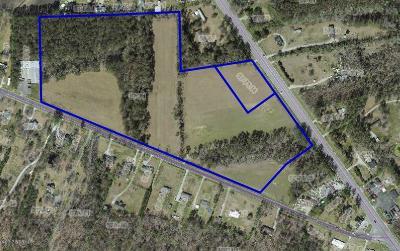 Jacksonville Residential Lots & Land For Sale: 5223 Richlands Highway