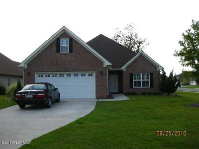 Sneads Ferry Single Family Home For Sale: 202 Silver Creek Loop