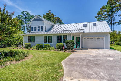 Beaufort Single Family Home For Sale: 118 Shore Drive