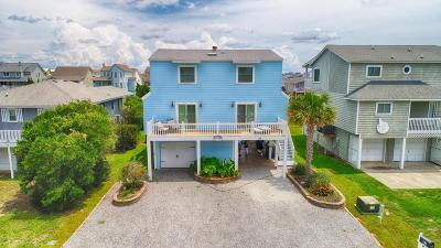 Ocean Isle Beach Single Family Home For Sale: 62 Wilmington Street