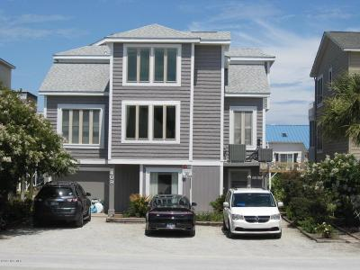 Sunset Beach Single Family Home For Sale: 409 Dolphin Street