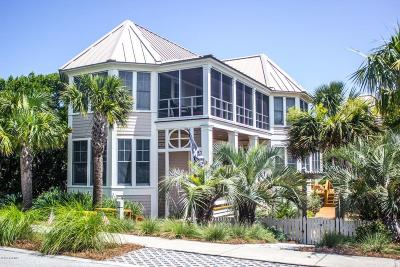 Bald Head Island Single Family Home For Sale: 711 Federal Road