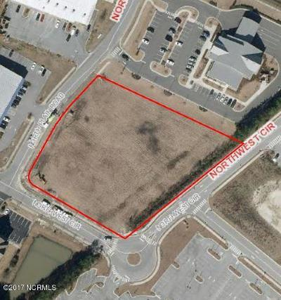 Jacksonville Residential Lots & Land For Sale: 401 Northwest Circle