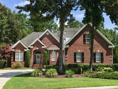 Magnolia Greens Single Family Home For Sale: 1158 Willow Pond Lane