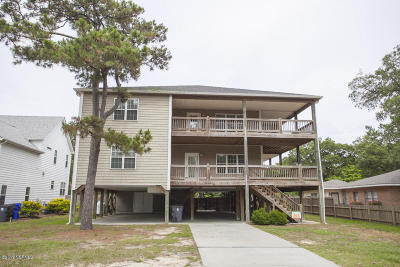 Oak Island Single Family Home For Sale: 310 Trott Street