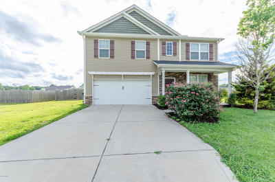 Onslow County Single Family Home For Sale: 518 Shelmore Lane