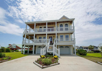 Holden Beach Single Family Home For Sale: 147 Yacht Watch Drive