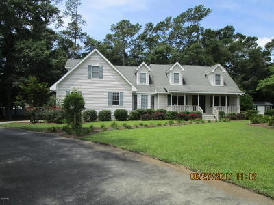Ocean Isle Beach NC Single Family Home For Sale: $349,900