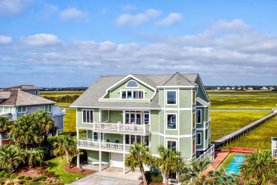 Wrightsville Beach Single Family Home For Sale: 2613 N Lumina Avenue