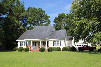 Edgecombe County Single Family Home For Sale: 2302 Summerfield Drive