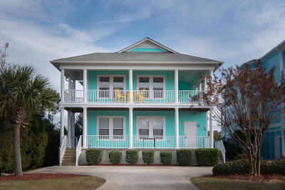 Southport Condo/Townhouse For Sale: 5025 Nester Drive