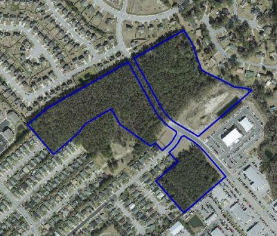 Jacksonville Residential Lots & Land For Sale: W Fairway Road