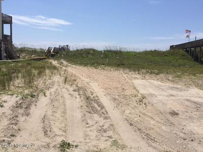 North Topsail Beach NC Residential Lots & Land For Sale: $650,000