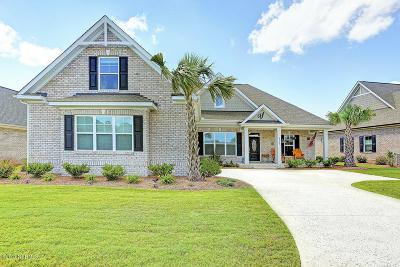 Leland Single Family Home For Sale: 8209 Ibis Pointe NE