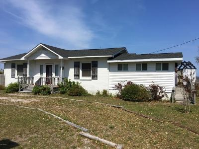 Cedar Island Single Family Home For Sale: 2490 Cedar Island Road