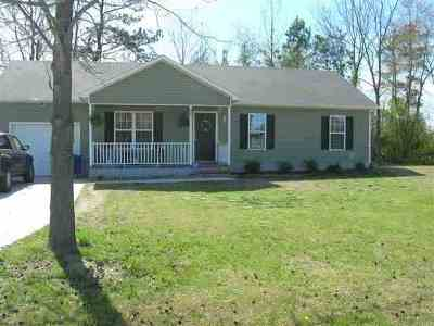 Richlands Rental For Rent: 98 Meadow Farms Road