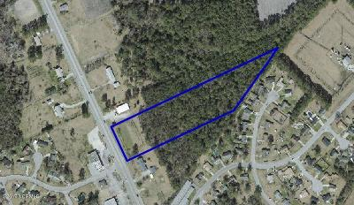 Jacksonville Residential Lots & Land For Sale: 4110 Gum Branch Road
